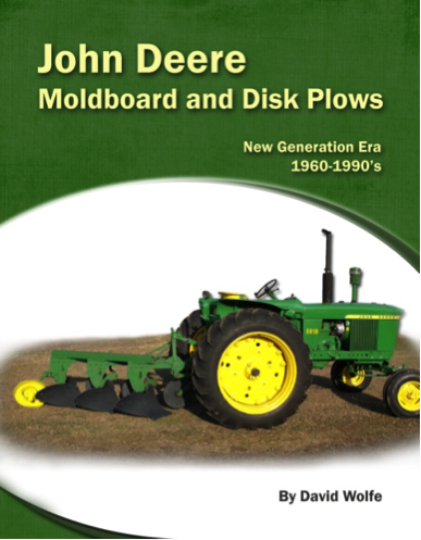 John Deere Moldboard and Disk Plows – New Generation Era 1960-1990's
