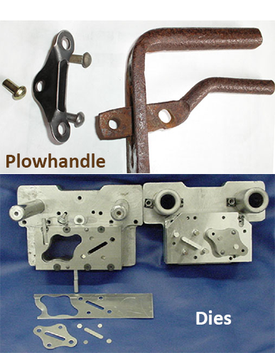 Plow Handle Trigger Box