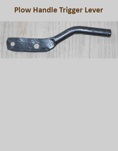 Plow Handle Trigger Lever